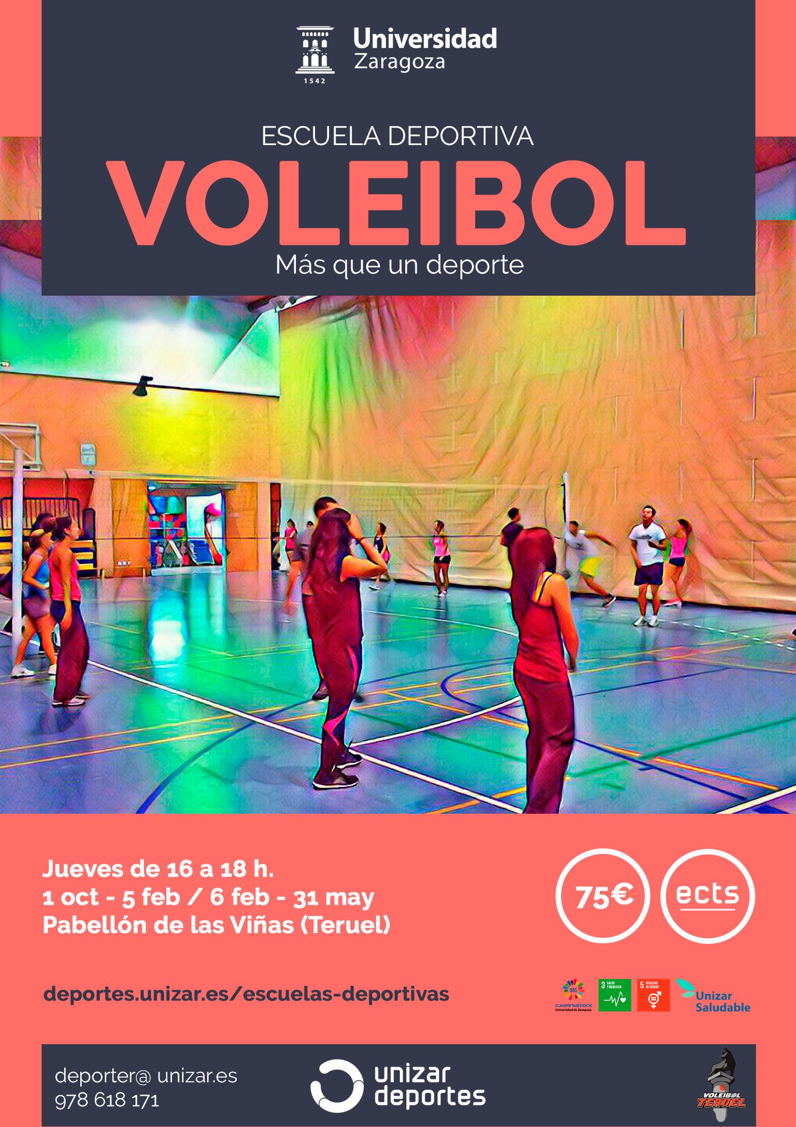 Escuela de Voleibol